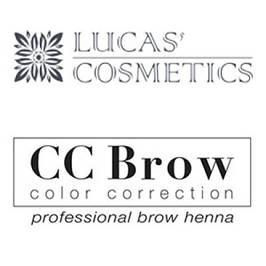 Lucas Cosmetics - окрашивание бровей, ресниц