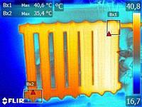 Энергоаудит систем отопления, теплопоступления.
