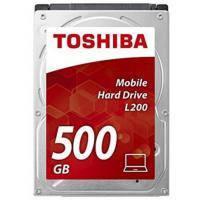 Жорсткий диск для ноутбука 2.5\ 500GB TOSHIBA (HDWK105UZSVA)