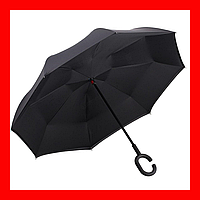 Зонт обратного сложения Up-Brella, фото 1