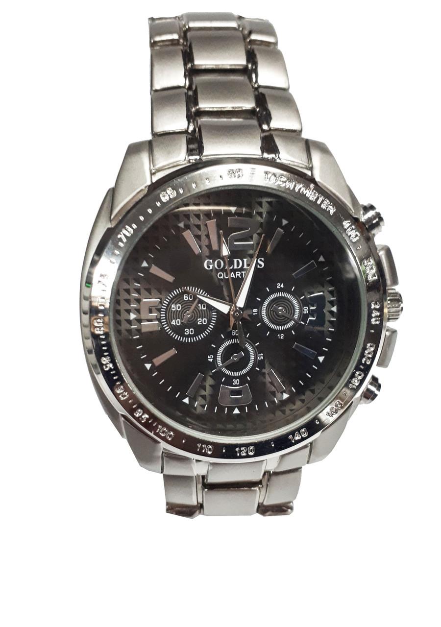 Часы мужские кварцевые Goldis 1099 Черный