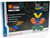 Конструктор с LED подсветкой, Shine, Light STAX