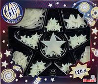 Звезды, светящиеся в темноте, 120 шт, Simba