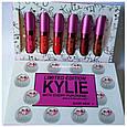 Набор помад Кайли Kylie Limited Edition With Every Purchase SHOP NOW оптом, фото 3