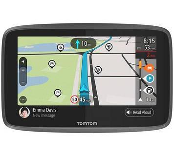 GPS-навигатор TomTom GO CAMPER WORLD 6'' (пожизненное обновление карт)