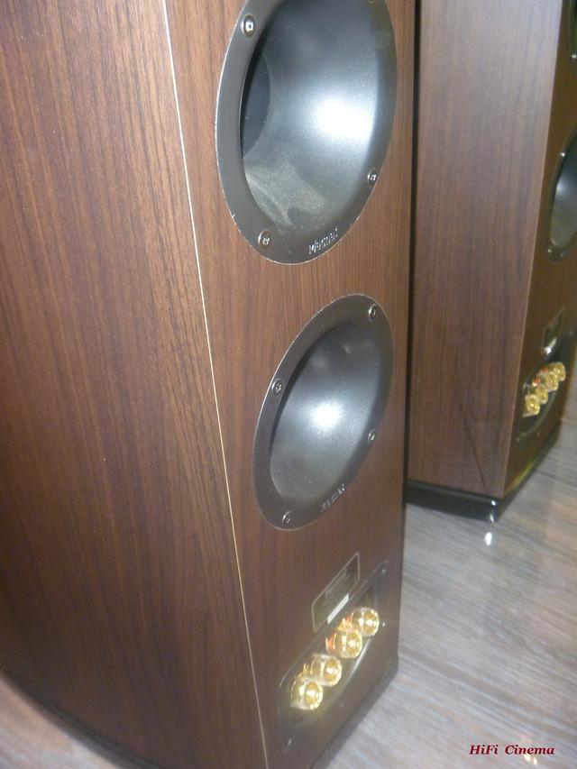 Magnat Quantum 675 Mocca Bass Reflex