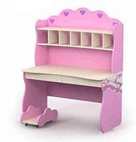Серія «Pink» Письмовий стіл Pn-08-1 BRIZI