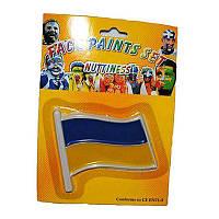 Краска-грим для лица Флаг Украины