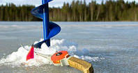 Всё для зимней рыбалки