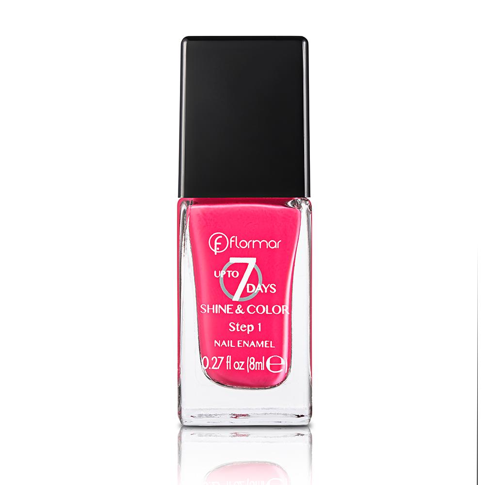 Лак для ногтей Flormar 009 Honeymoon 8 мл (2739309)