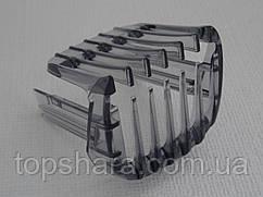 Насадка гребень для бороды машинки для стрижки Philips HC3510 HC3530 HC3535
