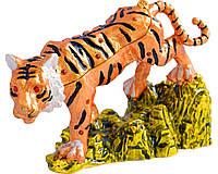 Шкатулка ювелирная Тигр