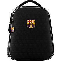 Рюкзак школьный каркасный Kite Education FC Barcelona BC19-531M, фото 3