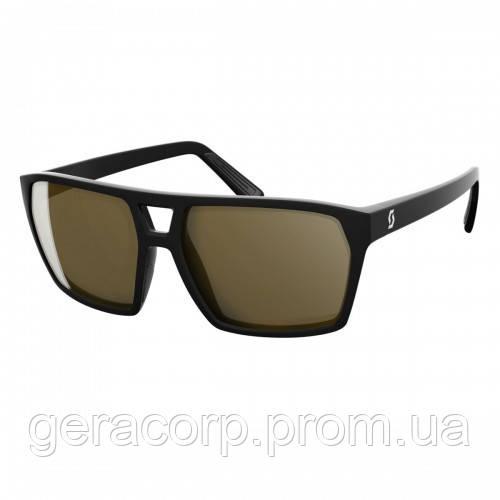 Спортивные очки SCOTT TUNE black matt brown