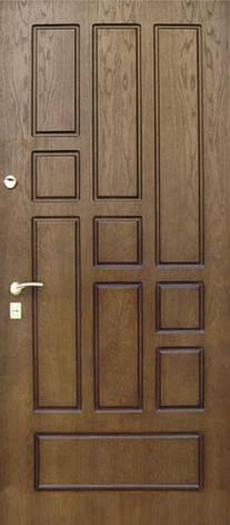 Двери квартирные, модель 143 Комфорт 970*2050, коробка 110 мм, KALE, 3 контура уплотнения, фото 2
