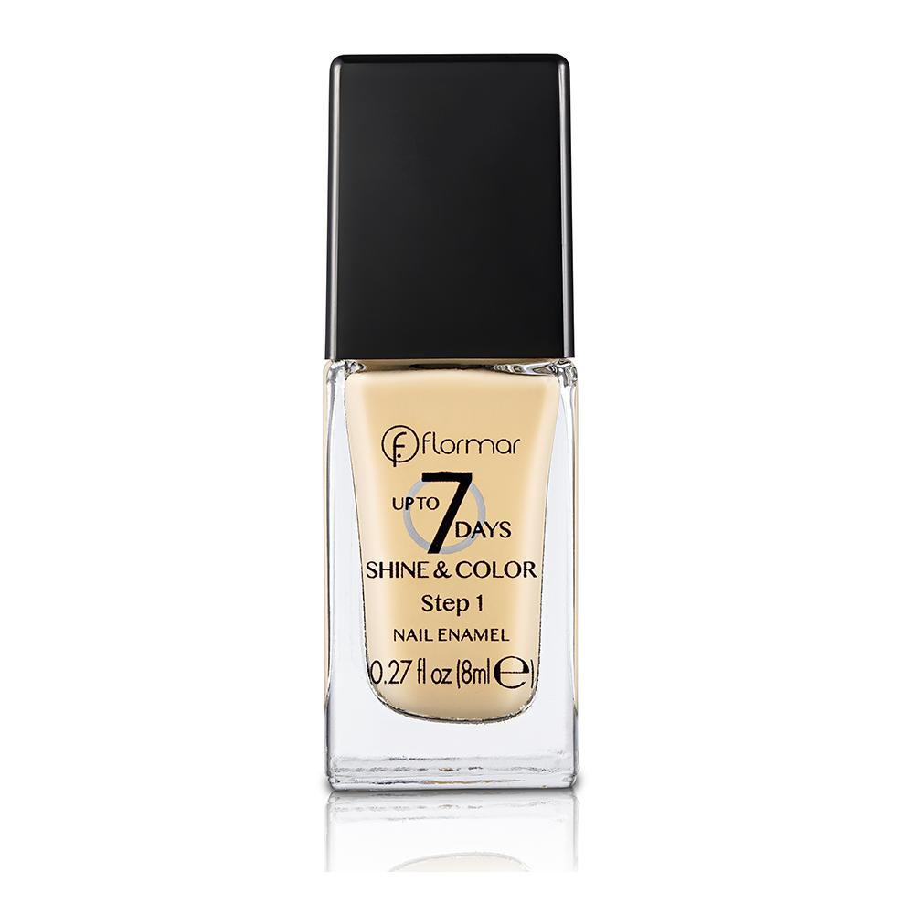 Лак для ногтей Flormar 031 Yellow 8 мл (2739331)