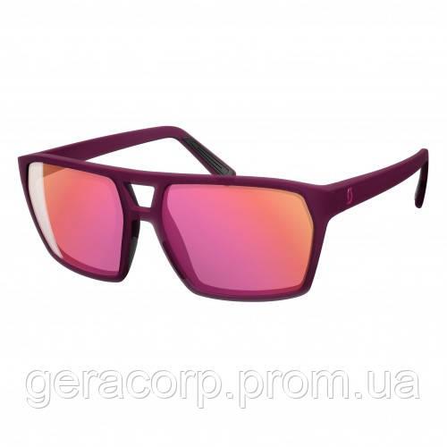 Спортивные очки SCOTT TUNE purple pink chrome