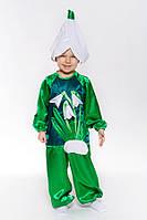 Детский карнавальный костюм Подснежник лесной для мальчика, рост 104-116
