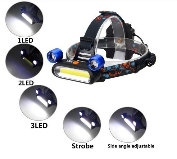 Ліхтар на лоб Police JR-2200