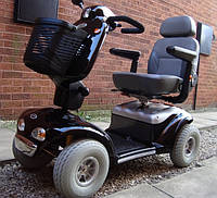 Электрический Скутер Shoprider Cadiz Electric Scooters для инвалидов и пожилых людей.