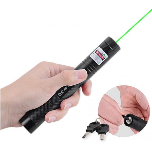 Лазерна указка Green Laser Pointer 303 зелена