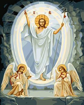 Картина по номерам Икона 40 х 50 см (BK-GX25481)