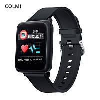 Смарт-часы ColMi M28 с цветным 1.3 дюймовым OLED экраном (Черные) 7ef0c6ea0ff16