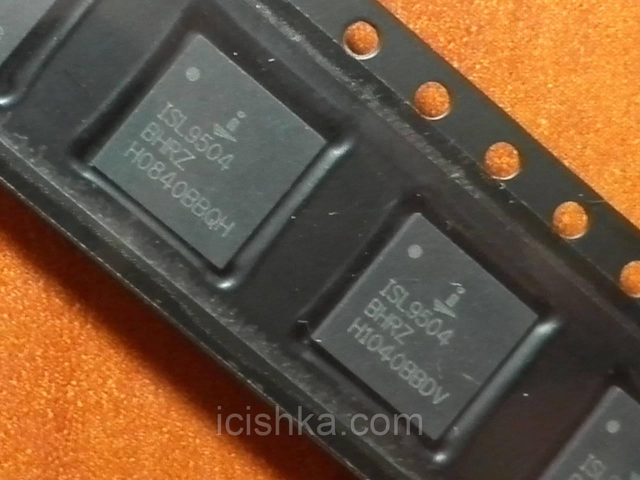 ISL9504B / ISL9504BHRZ - 2-канальный ШИМ контроллер Macbook