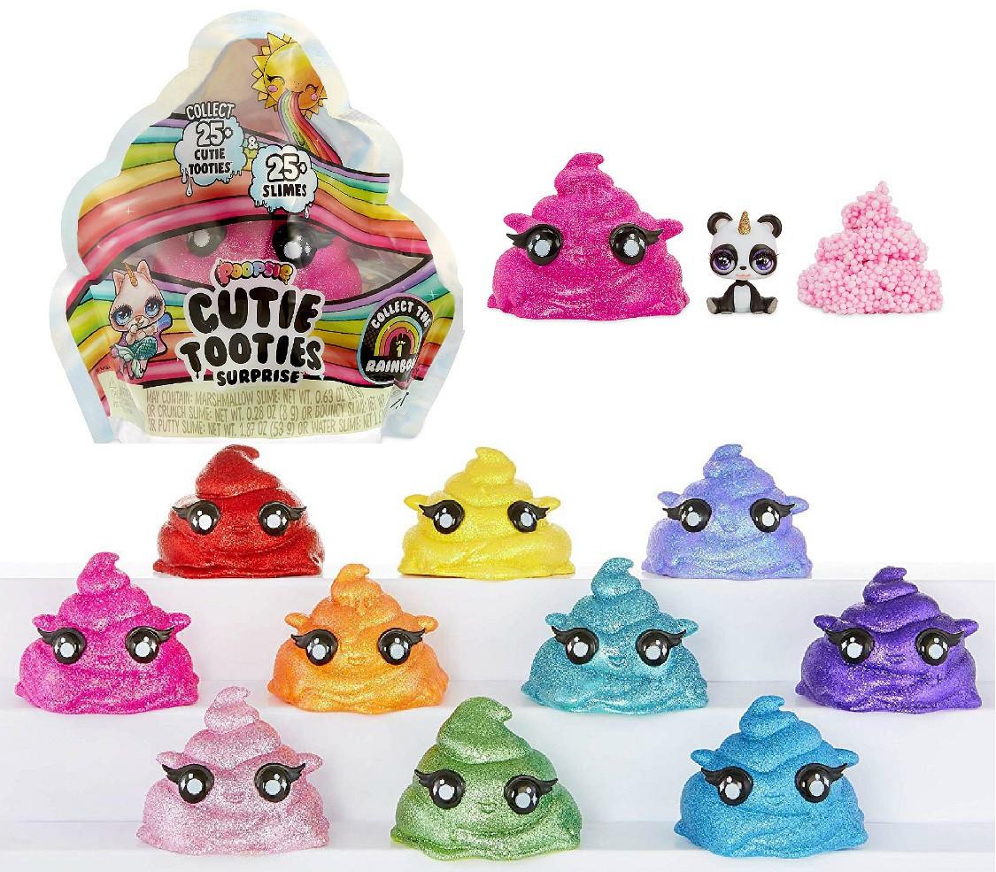 Набор сюрприз Poopsie Cutie Tooties. Пупси слайм и фигурка №1, MGA, Оригинал из США