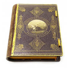 Красива скринька для грошей Abbey Castles and