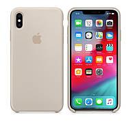 Чехол - панель Silicone Case для Apple iPhone X