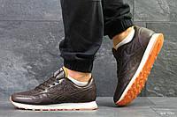 Кроссовки мужские Reebok Classic коричневые