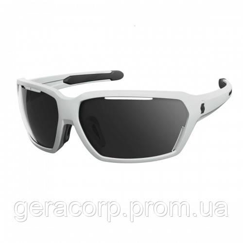 Спортивные очки SCOTT VECTOR white matt/black grey