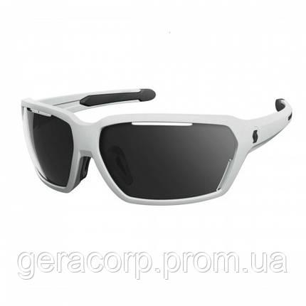 Спортивные очки SCOTT VECTOR white matt/black grey, фото 2