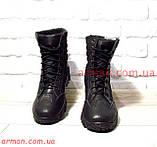 Армейские ботинки, берцы, качество! Натуральная кожа. Размеры 40-45., фото 2
