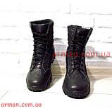 Армейские ботинки, берцы, качество! Натуральная кожа. Размеры 40-45., фото 3