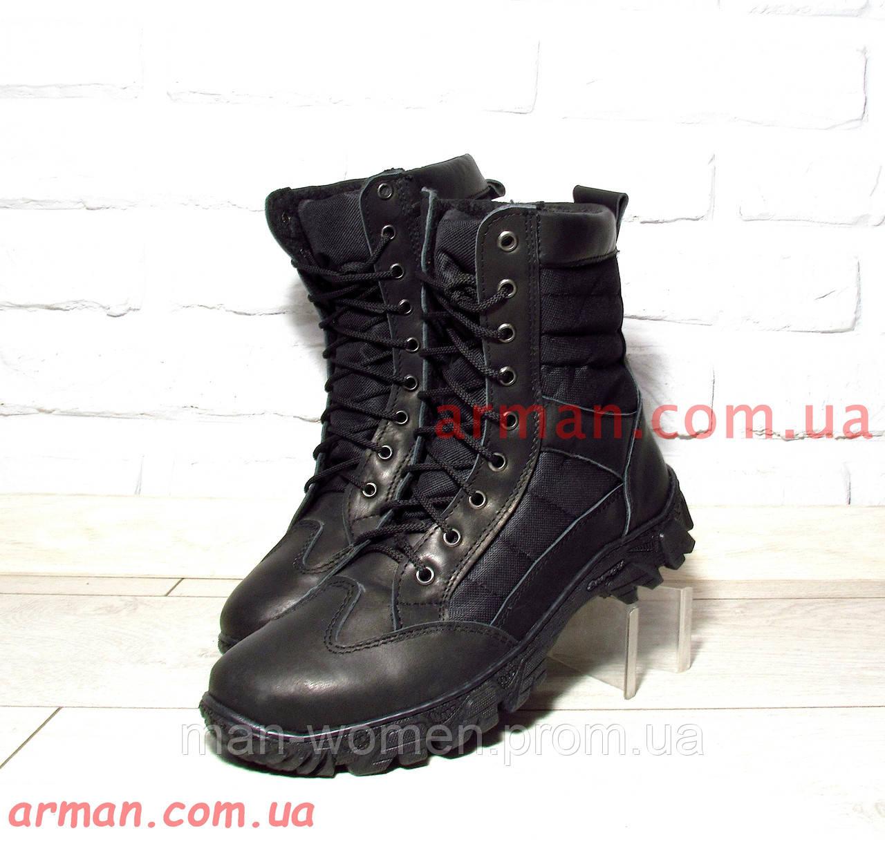Армейские ботинки, берцы, качество! Натуральная кожа. Размеры 40-45.
