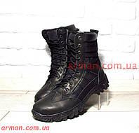Армейские ботинки, берцы, качество! Натуральная кожа. Размеры 40-45., фото 1