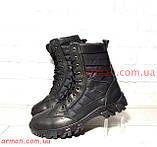 Армейские ботинки, берцы, качество! Натуральная кожа. Размеры 40-45., фото 4