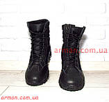 Армейские ботинки, берцы, качество! Натуральная кожа. Размеры 40-45., фото 7