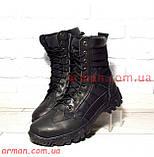 Армейские ботинки, берцы, качество! Натуральная кожа. Размеры 40-45., фото 9