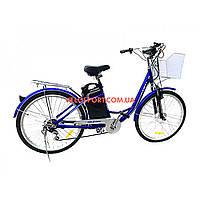 Электровелосипед дорожный Kelbbike 26 дюймов