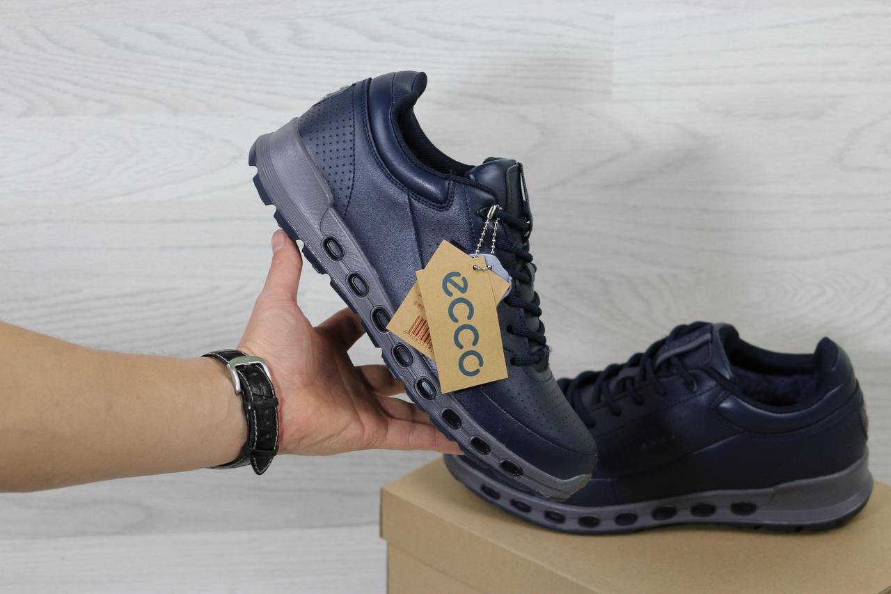 Мужские зимние кроссовки в стиле Ecco Biom 094782a507cc6