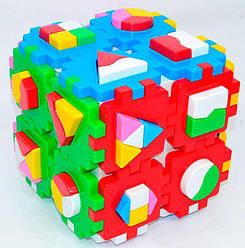 """Игрушка куб """"Умный малыш Супер Логика"""""""