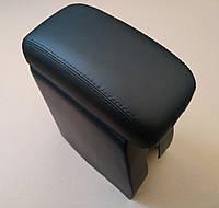 Подлокотник Шевролет Авео T250 оригинал GM черный, фото 1