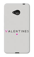 Чехол для телефона valentines Nokia N535 силиконовый пластиковый