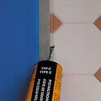 """Клей для холодной сварки и ремонта стыков линолеума из ПВХ тип С """"Werner Muller"""", фото 3"""