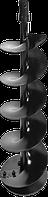 Шнек на мотобур  Sadko 150мм (одинарный)