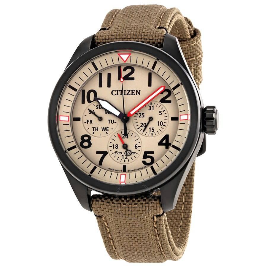 Часы Citizen Eco-Drive BU2055-08X Calibre 8729