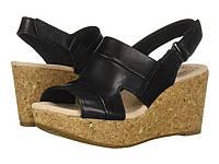 Туфли на каблуке Clarks Annadel Ivory Black Leather